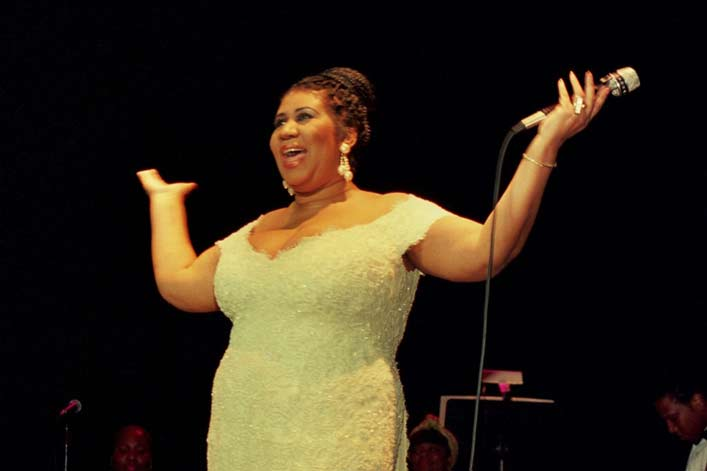 The Exhilarating Experience of Photographing the Queen of Soul